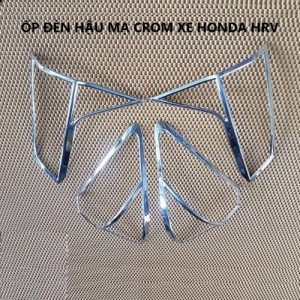 ỐP ĐÈN HẬU MẠ CROM XE HONDA HRV