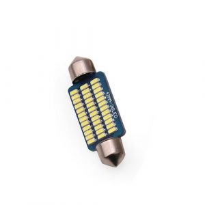 BÓNG LED TRẦN Ô TÔ , XE HƠI 3014-42MM 36 LED HÃNG YOBIS