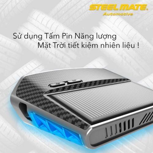 CẢM BIẾN ÁP SUẤT LỐP ( TPMS) STEELMATE TP-MT11 VAN TRONG