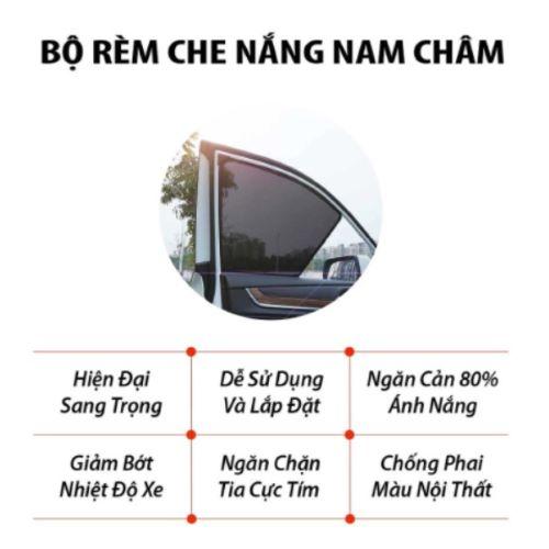 RÈM CHE NẮNG NAM CHÂM
