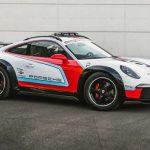 Cuối cùng cũng có Porsche 911 phù hợp với Việt Nam: Gầm cao, off-road được
